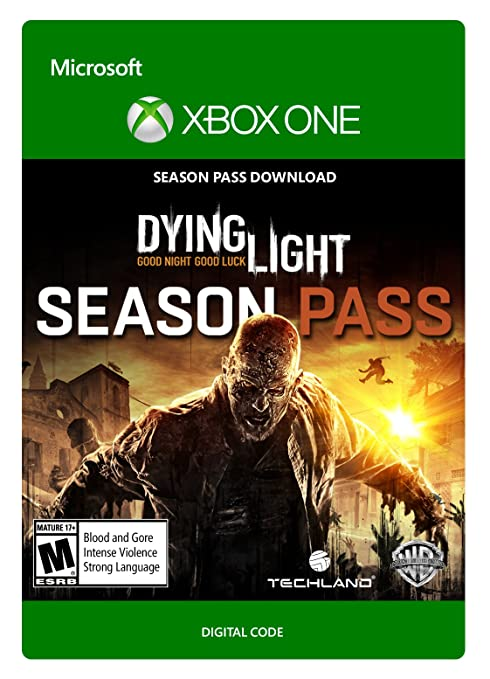 Dying Light Season Pass - Xbox One [Digital Code]