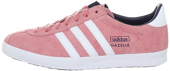 baby pink adidas gazelle