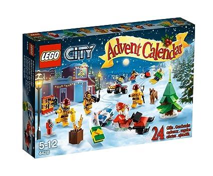 Lego City - 4428 - Jeu de Construction - Le Calendrier de l'avent