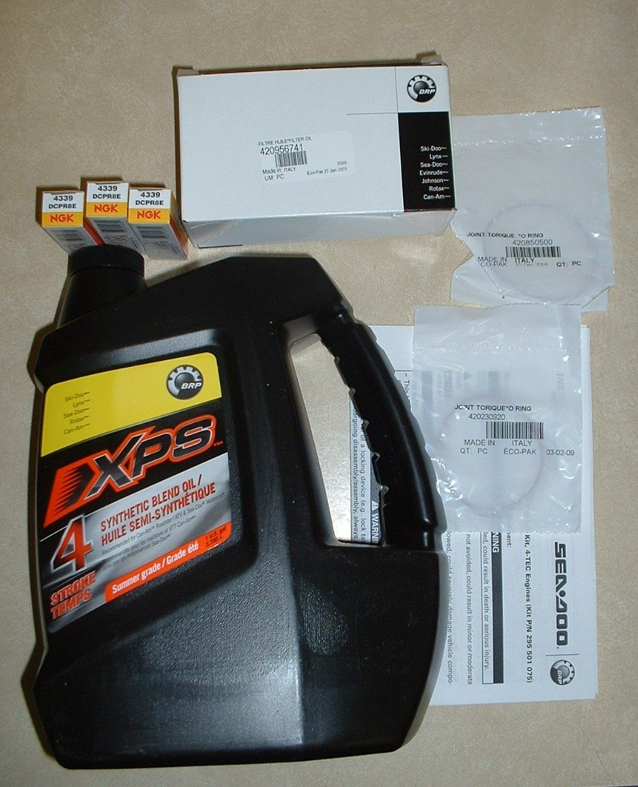 Sea-Doo 4-Stroke Maintenance Kit new intank efi fuel pump for ski doo mxz x 1200 tnt 2012 2013 for ski doo mxz x 1200 4 tec 2014