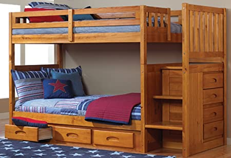 Trundle Bed With Desk And Drawers Bed With 3 Drawers Desk