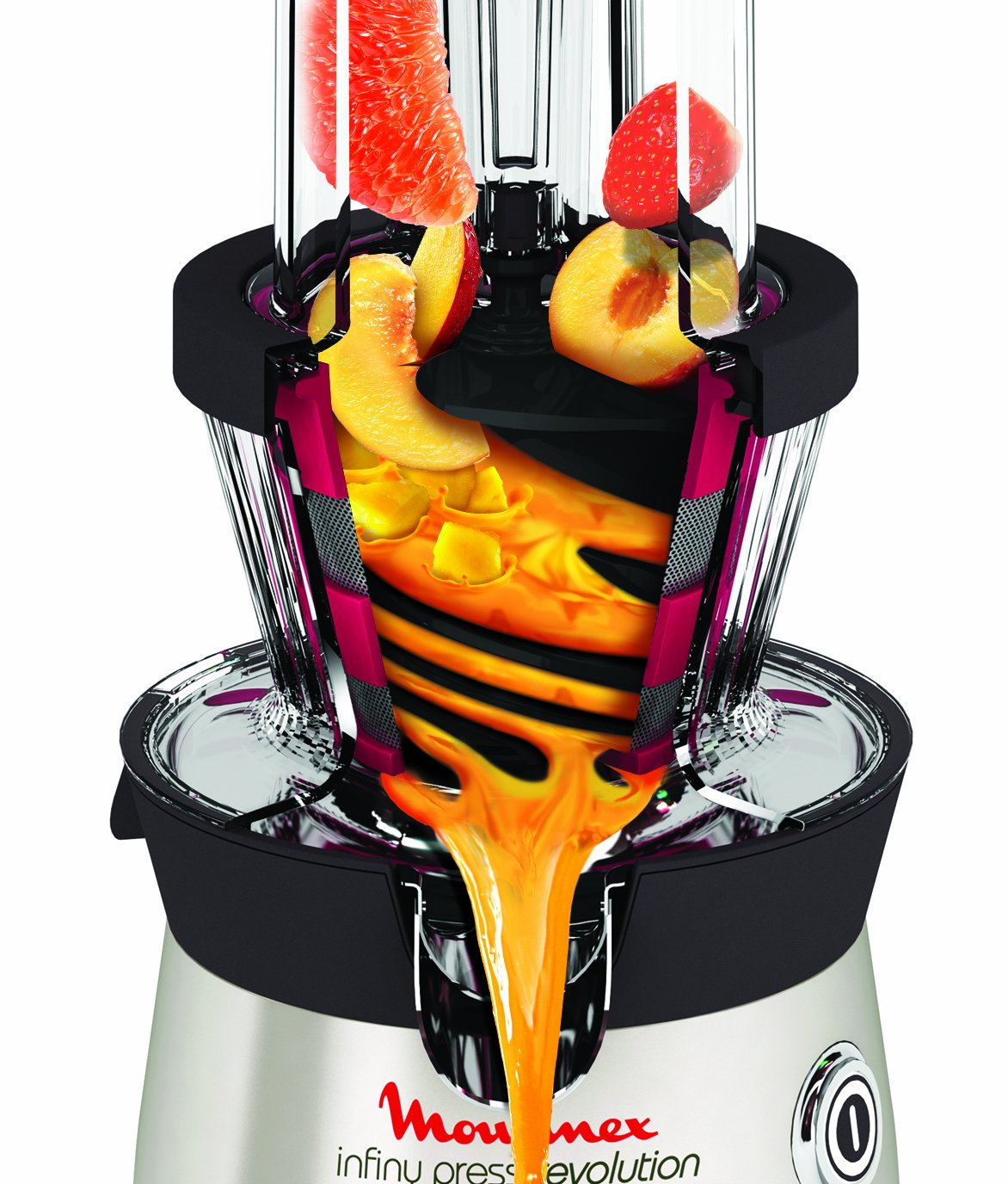 Moulinex Slow Juicer Infiny Press Revolution : ?????? - ????? :: ?????????? - ???????????? :: ?????????? ???????????? MOULINEX ZU5008 Infiny ...