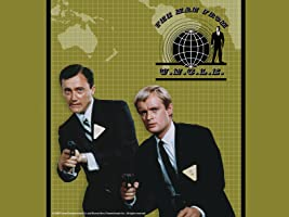 The Man from U.N.C.L.E: The Complete Fourth Season