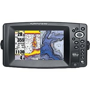 Humminbird 409120-1 859ci HD GPS Sonar Combo Fishfinder