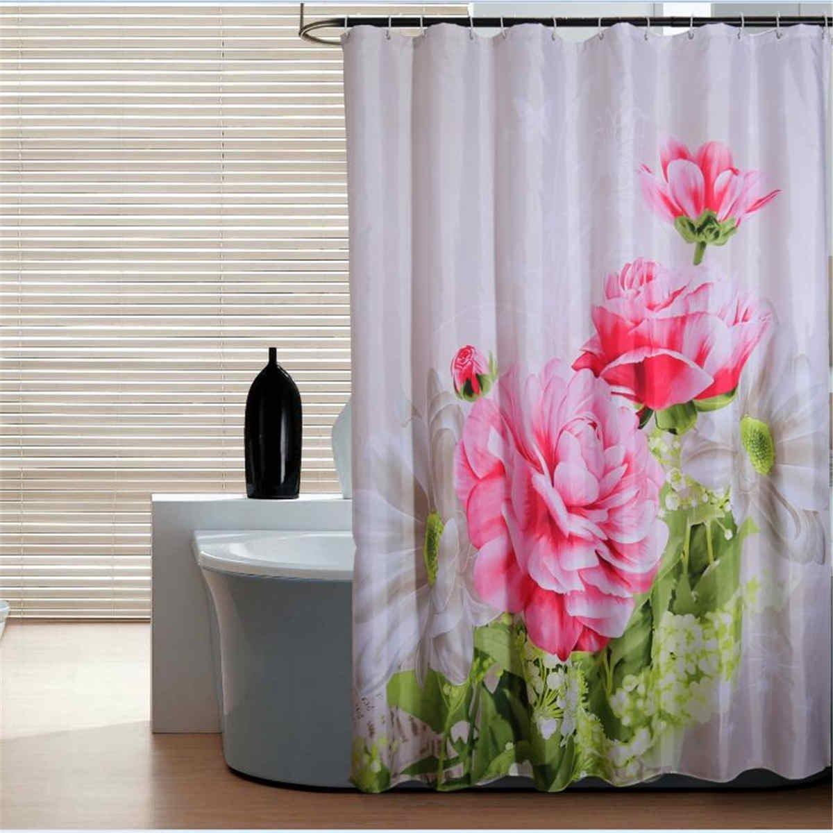 Cortinas De Baño Flores:Para VER cortinas de baño (clic aquí)