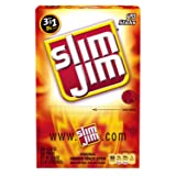 Slim Jim Snack-Sized Smoked Meat Stick, Original Flavor, .28 Oz. (120 Count)