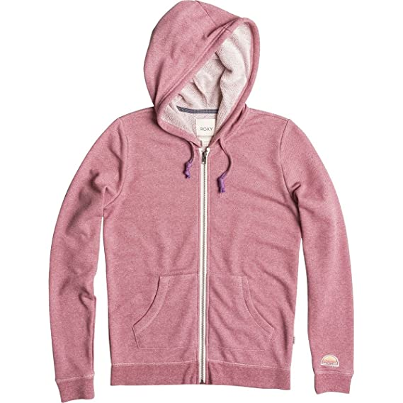Roxy Womens Signature 153 Hoody Zip Sweatshirt