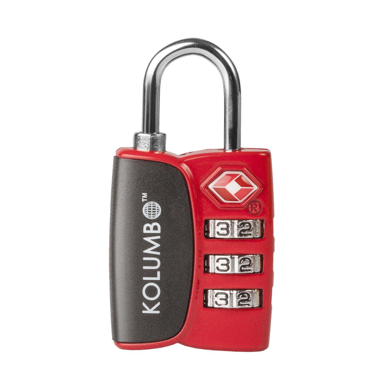 how to open tsa lock forgot combination