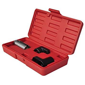 Kraftmann bougies d/'allumage-Jeu d/'outils 6 pcs voitures moto cliquet 16-21 mm set