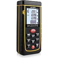 Tacklife 40m (0.16 to 131 Feet) Professional Laser Portable Digital Tape Measure