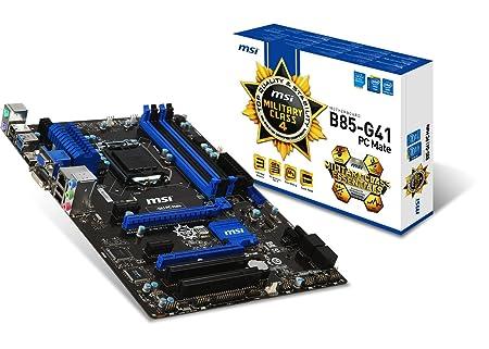 MSI B85-G41-MATE PC Carte mère