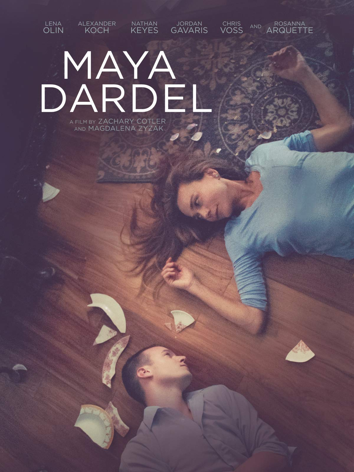 Maya Dardel on Amazon Prime Video UK