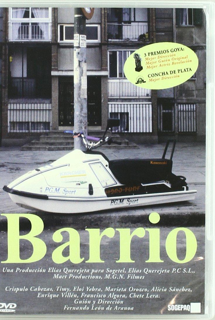 DVD Barrio [Import espagnol]