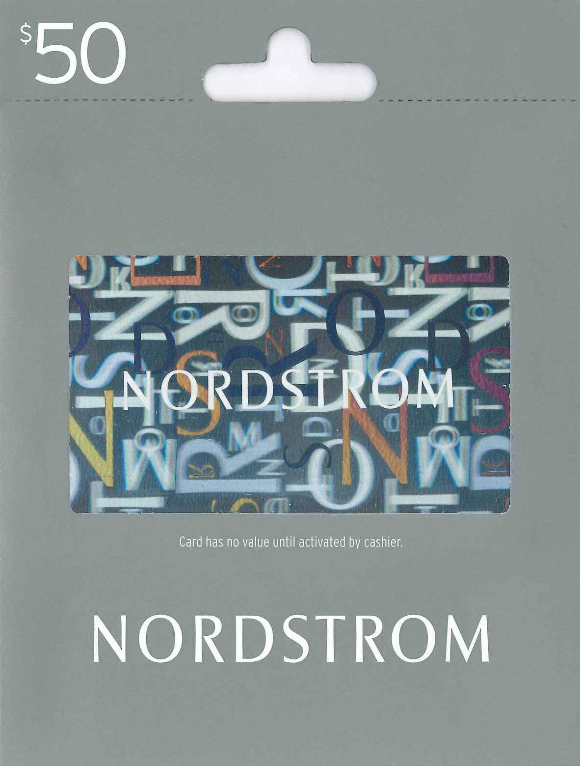 Buy Nordstrom Now!