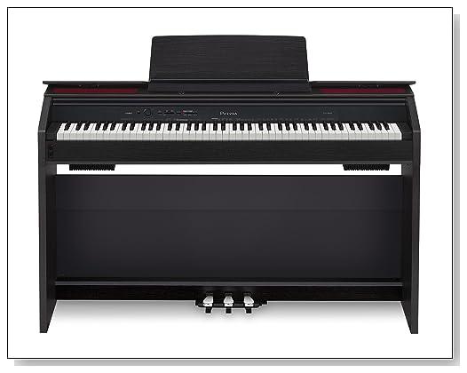 Casio PX860 BK Privia Digital Home Piano Review