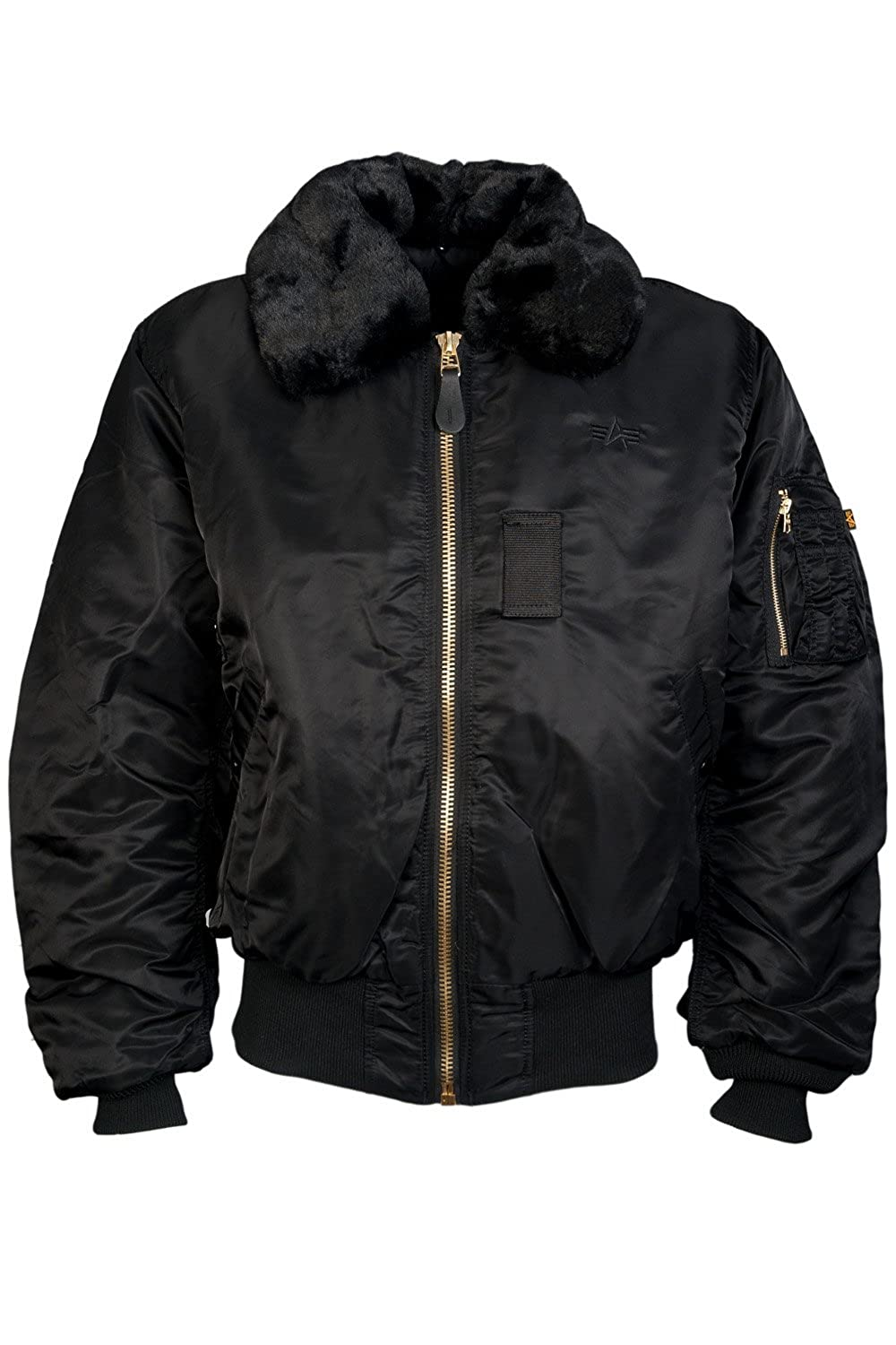 Alpha Industries B 15 Winterjacke Black bestellen