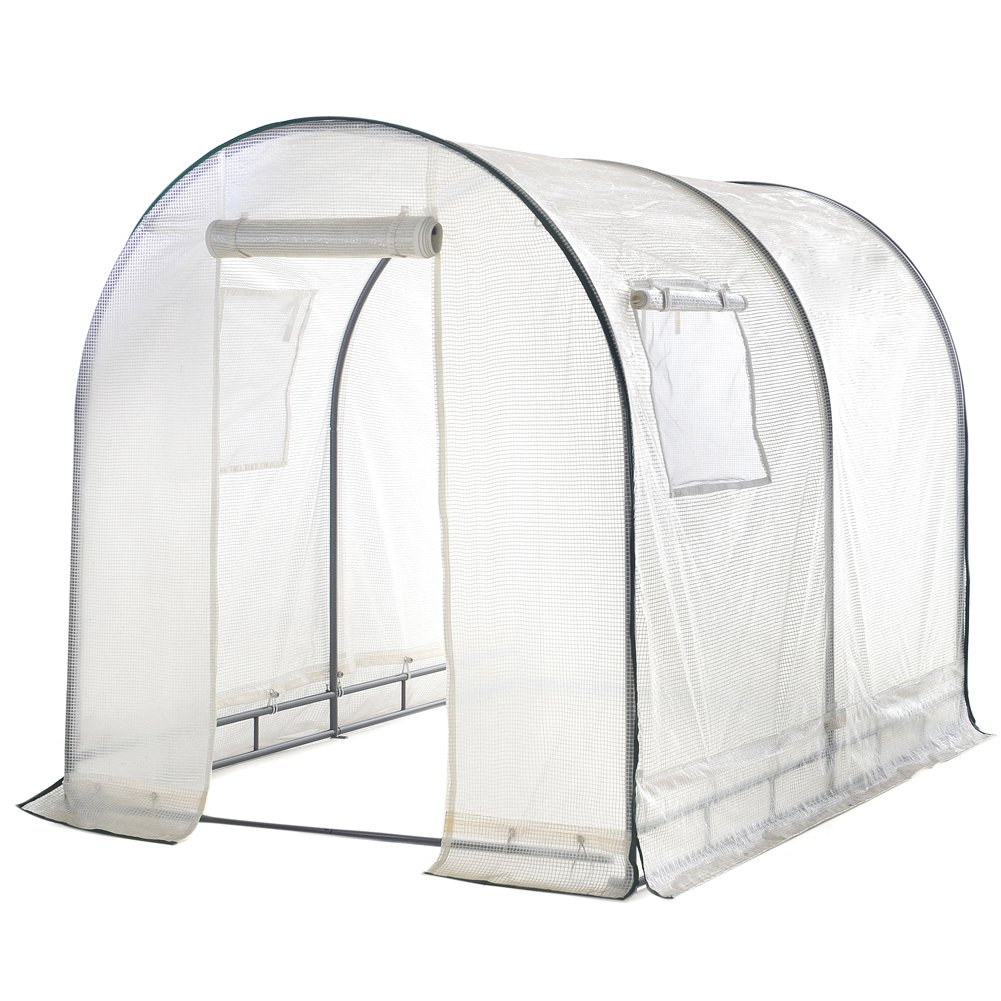 Abba Patio Walk Hoop House