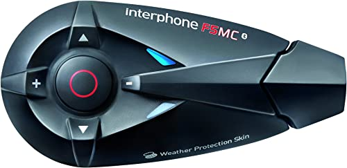 Interphone F5MC Twin-Pack Bluetooth 3.0