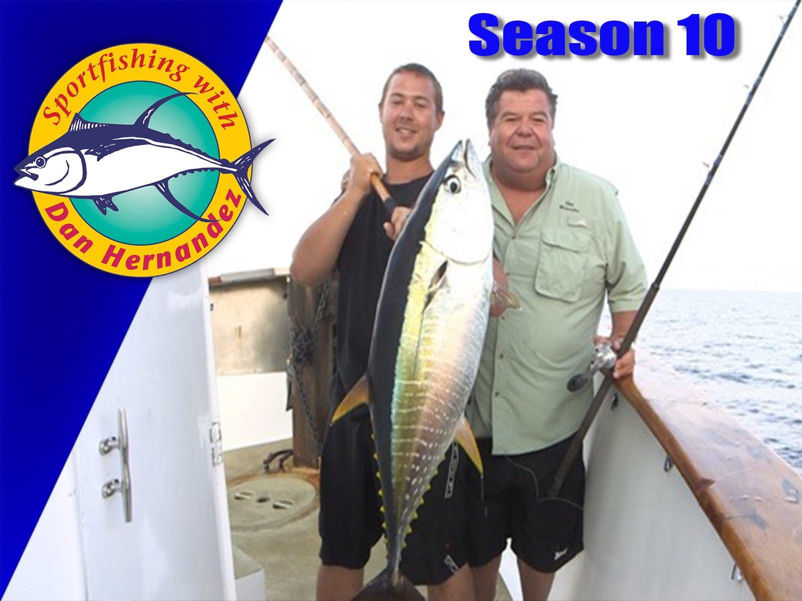 Sport Fishing with Dan Hernandez