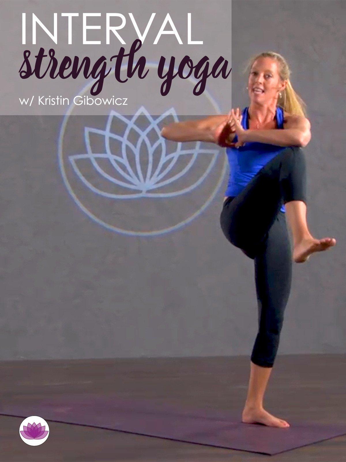 Interval Strength Yoga