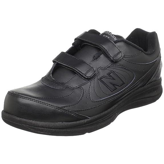 fbd0324bab8  1 -New Balance Men s MW577 Walking Shoe   Amazon.com  New Balance Men s  MW577 Leather Hook Loop Walking Shoe