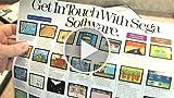 Classic Game Room - 1987 SEGA CATALOG For Master System...