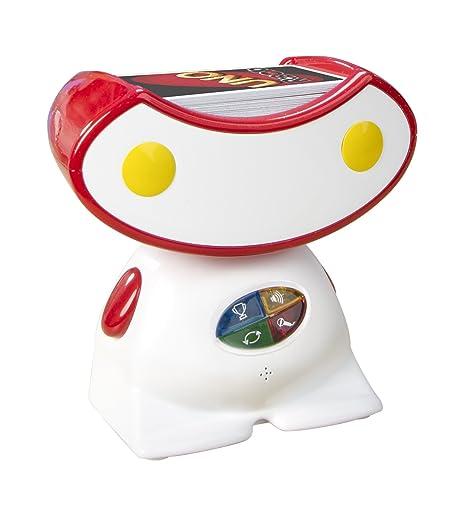 Mattel Jeux - T8192 - Jeu de Cartes - Uno - Roboto