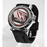 Honda Civic Type R Emblem Custom Watch Fit Your Shirt (Color: Black)