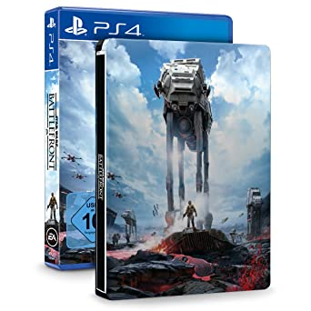 Star Wars Battlefront - Steelbook Day One Edition (exklusiv bei Amazon.de) - [PlayStation 4]