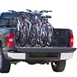 Rage Powersports TBBC-4 4-Bike Pickup Truck Bed Bicycle Rack