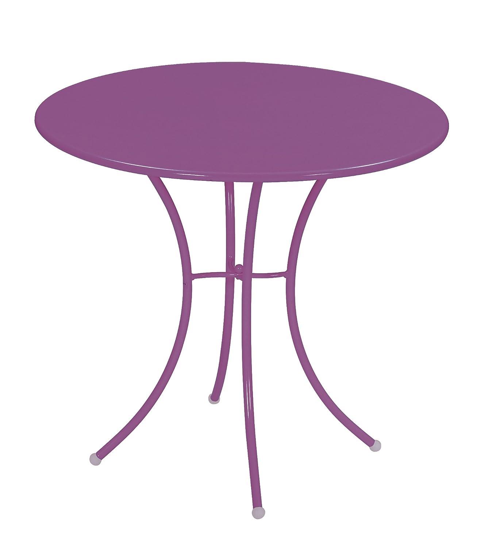 Emu 309068200 Pigalle Tisch 906, ø 80 cm, pulverbeschichteter Stahl, lila jetzt kaufen