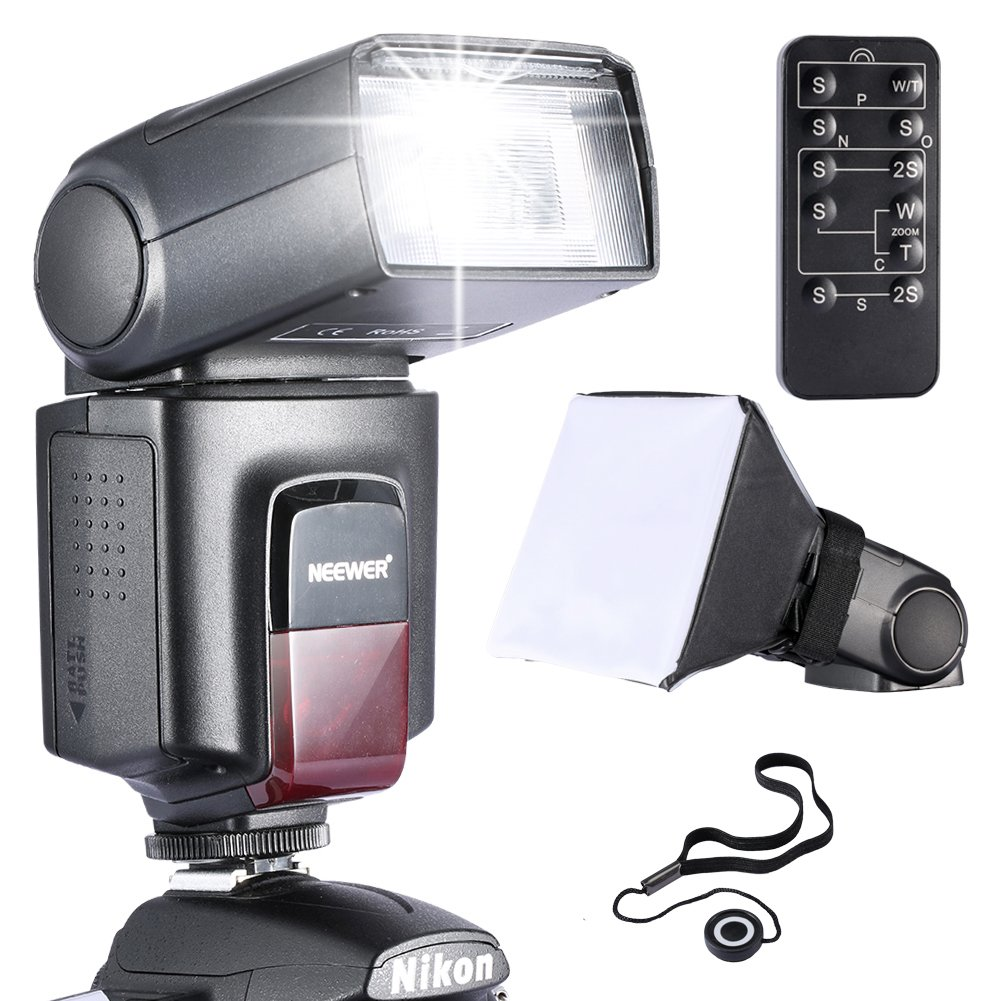 Neewer® TT560 Flash Speedlite *Deluxe Kit* forreviews and more information