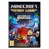 Minecraft Story Mode Complete Adventure (PC DVD) UK IMPORT REGION FREE