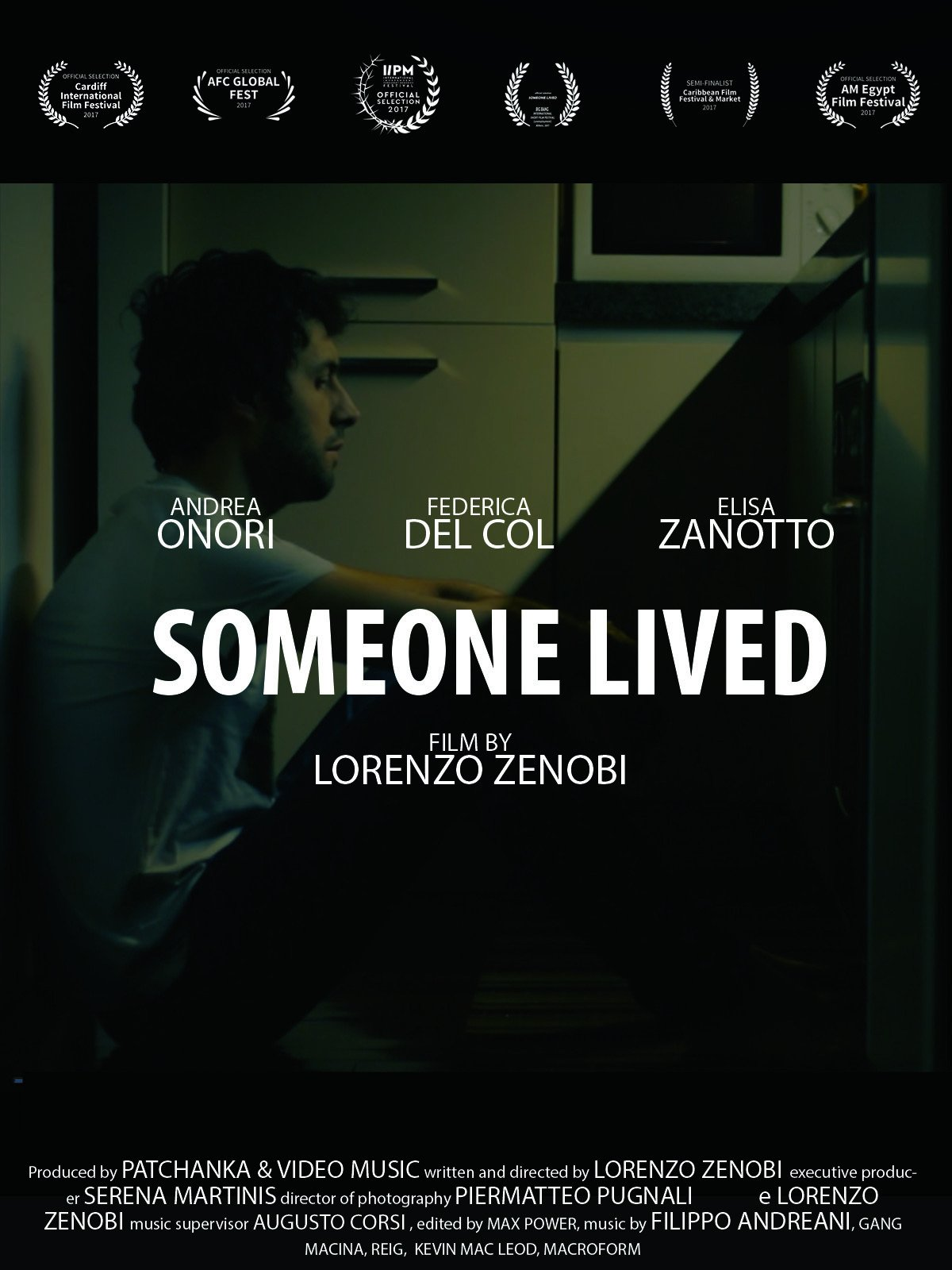 Someone lived