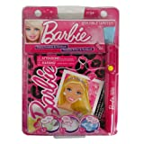 Rocco Giocattoli Barbie Invisible Penna Writer and Notebook Pack (Color: Multicoloured)