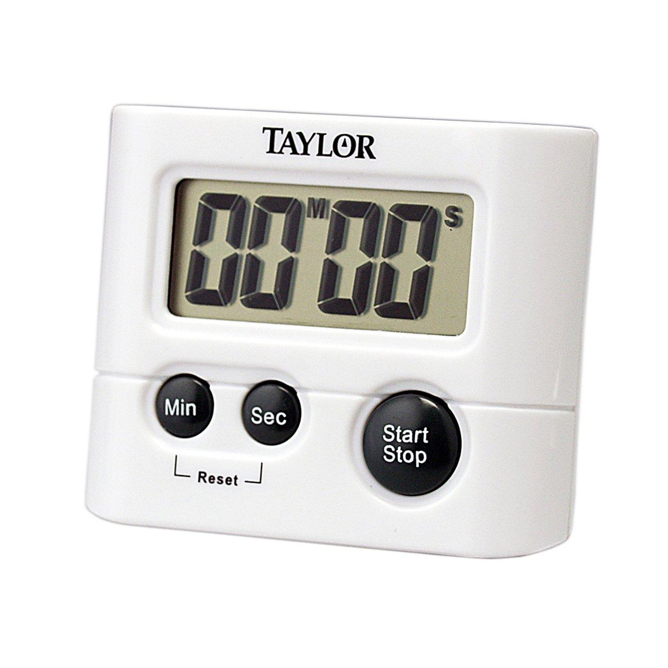 Taylor 5827-21 Digital Kitchen Timer , New, Free Shipping