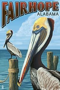 Fairhope, Alabama poster