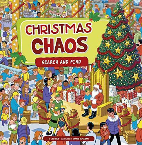Weihnachten-Chaos