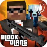 Block Clans - 3D Craft World Survival FPS & TPS Gun Shooter