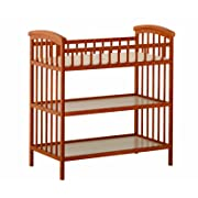 Stork Craft Hollie Fixed Side Convertible Crib Baby Gear
