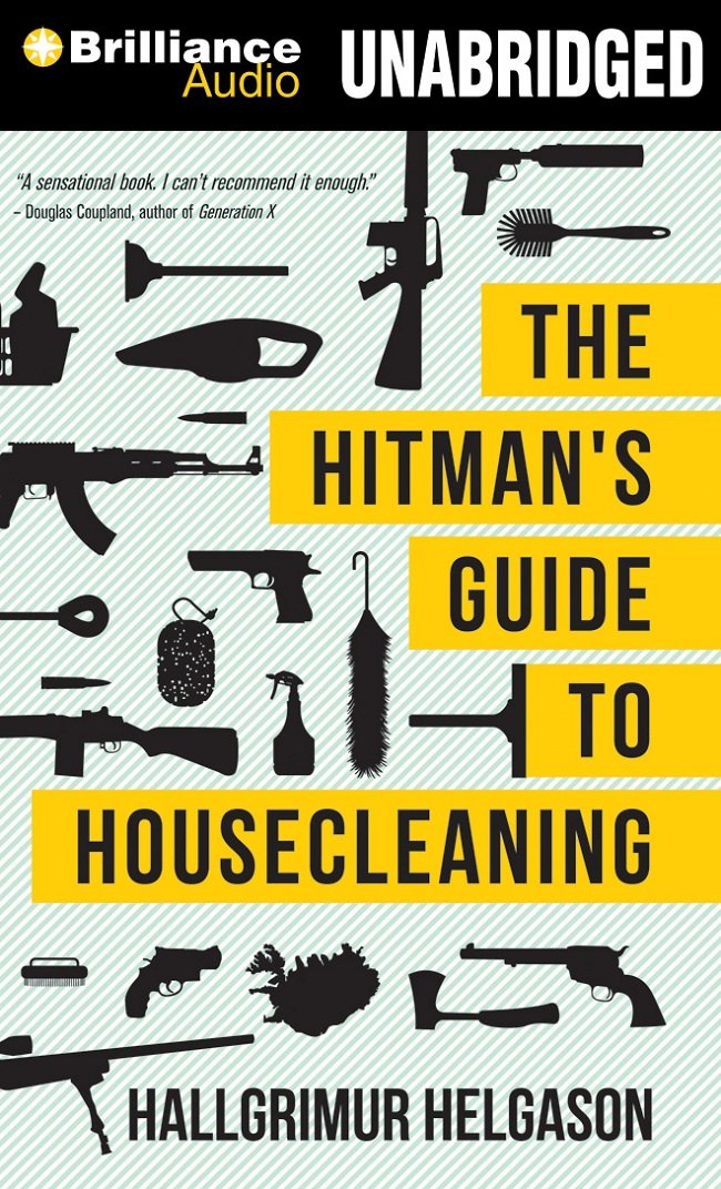 Amazon.com: The Hitman's Guide to Housecleaning (9781455878598 ...