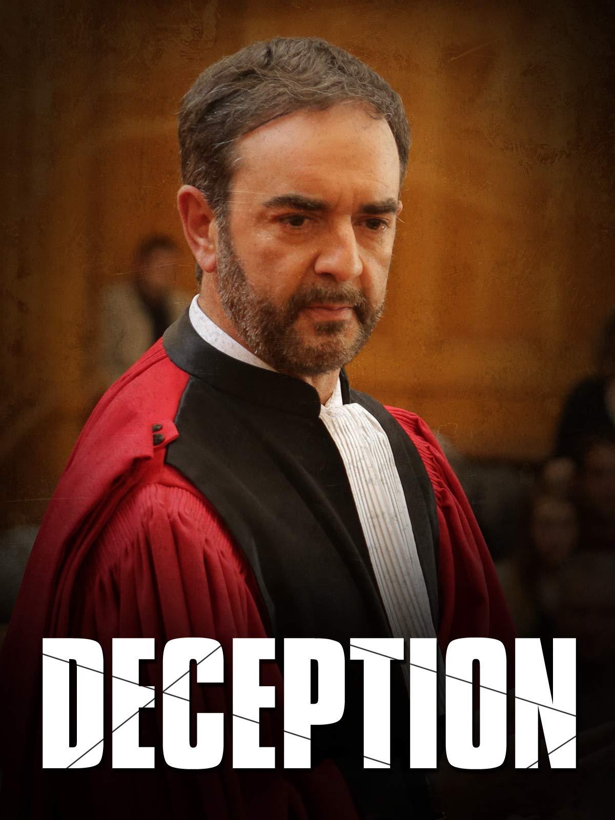 Deception on Amazon Prime Video UK