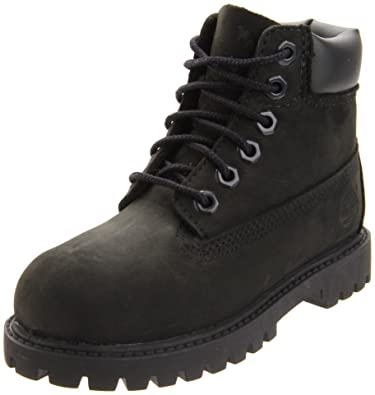 timberland boots black waterproof