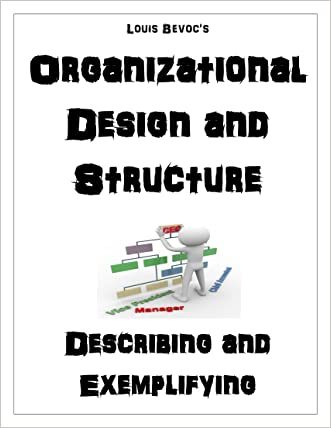 Organizational Design and Structure: Describing and Exemplifying