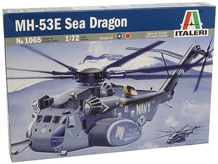 Italeri - I1065 - Maquette - Aviation - MH-53E Sea Dragon - Echelle 1:72