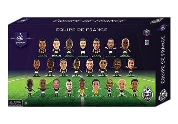 SoccerStarz - 402940 - Paquet de 24 Joueurs de l'équipe d'Français