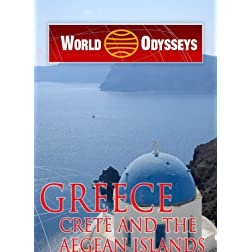 World Odyssey's Crete and the Aegean Islands Greece