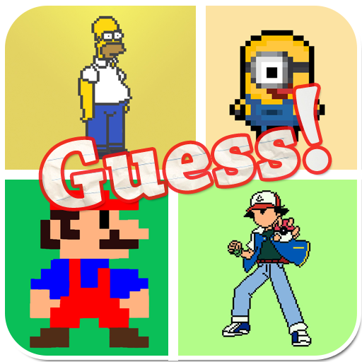 Amazon.com: Guess The Pixel Character Quiz: Appstore For