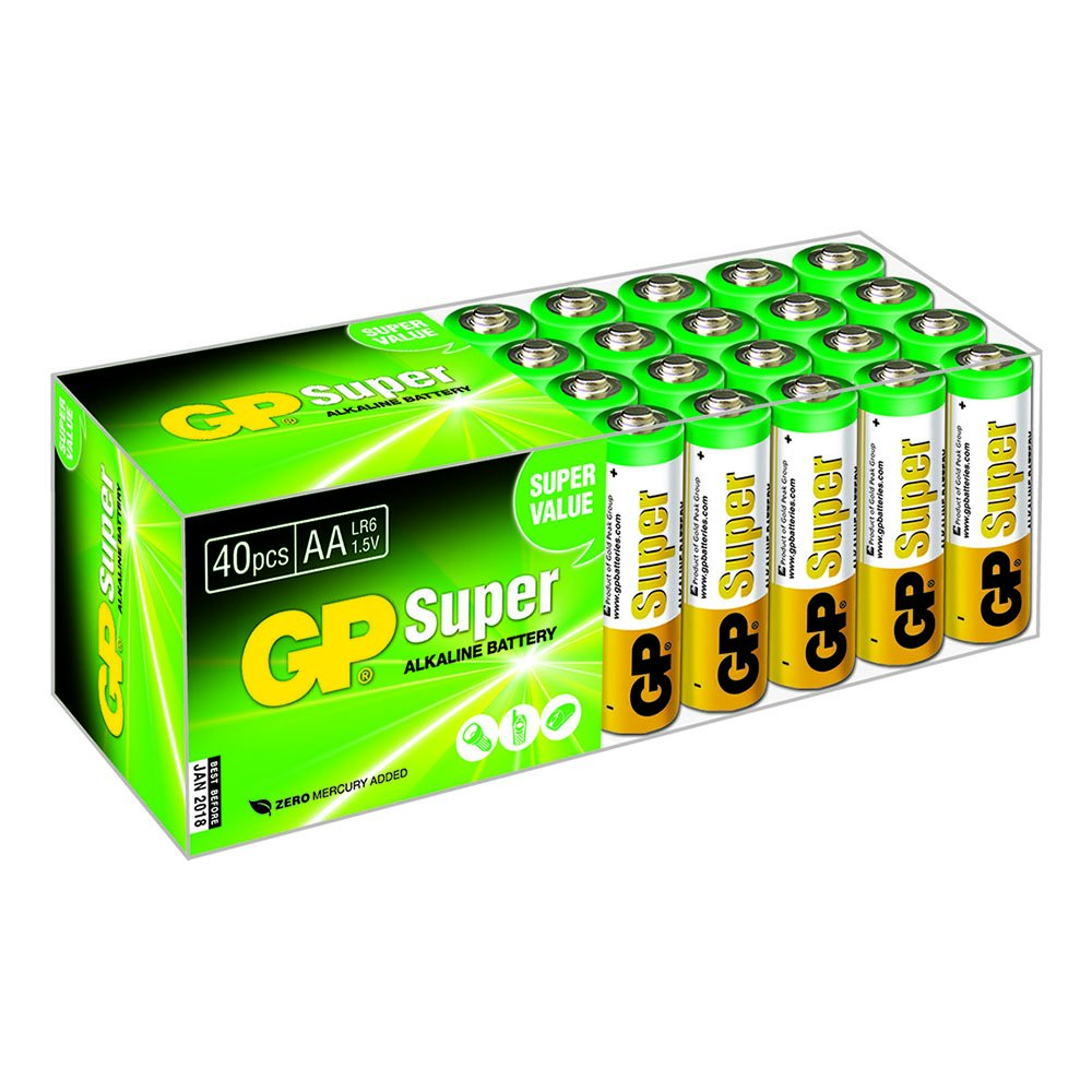 GP AA Batterien