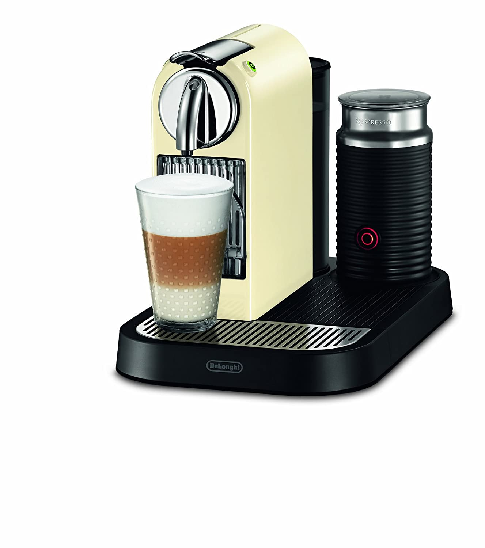 Amazon krups nespresso inissia 116 kapseln geschenkt for Nespresso professional kapseln
